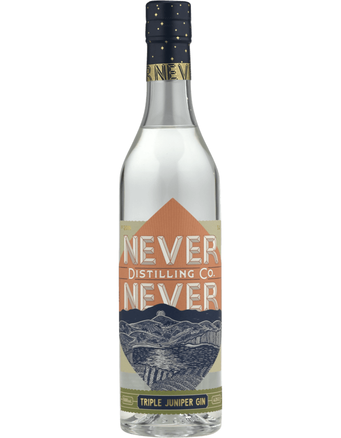 Never Never Distilling Co. Triple Juniper Gin