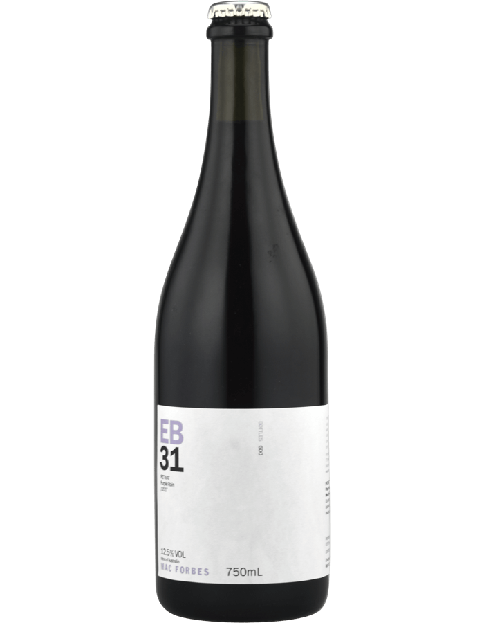 2017 Mac Forbes EB31 Purple Rain Pinot Meunier Pet Nat