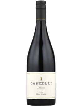 2015 Castelli Estate Shiraz