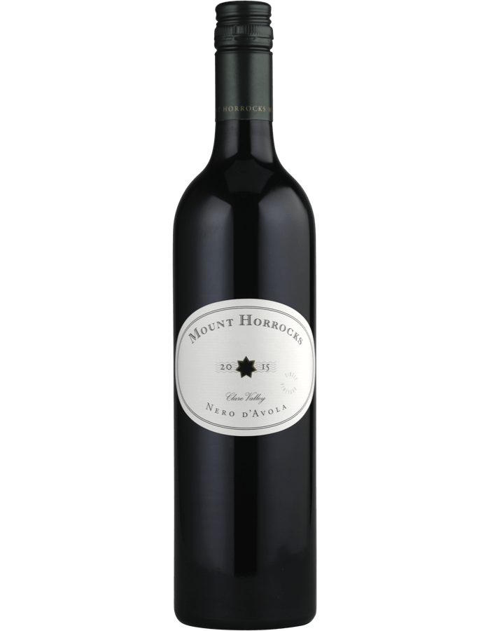 2015 Mount Horrocks Nero d'Avola