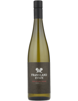 2016 Frankland Estate Isolation Ridge Riesling
