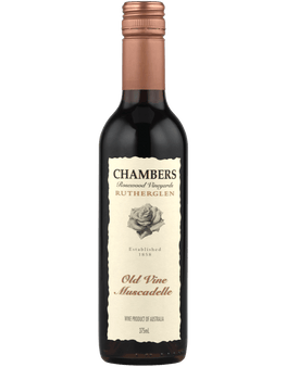 NV Chambers Old Vine Muscadelle 375ml