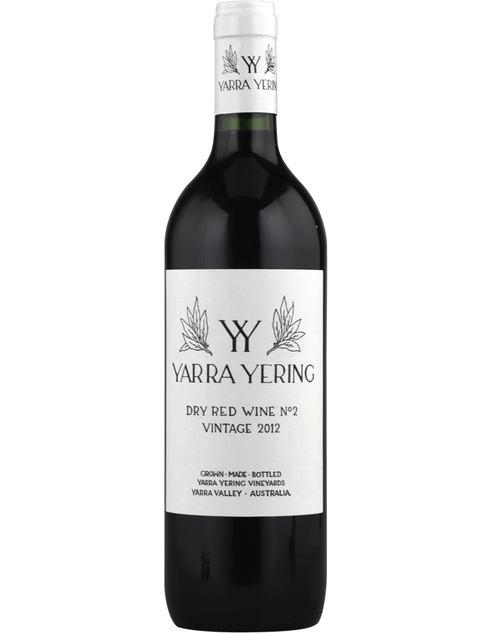 2012 Yarra Yering Dry Red No.2
