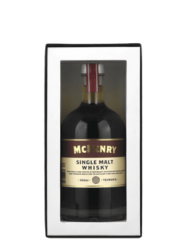 McHenry Distillery Single Malt Whisky 500ml