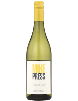 2016 Mike Press Chardonnay