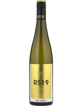 2017 Mac Forbes RS19 Riesling