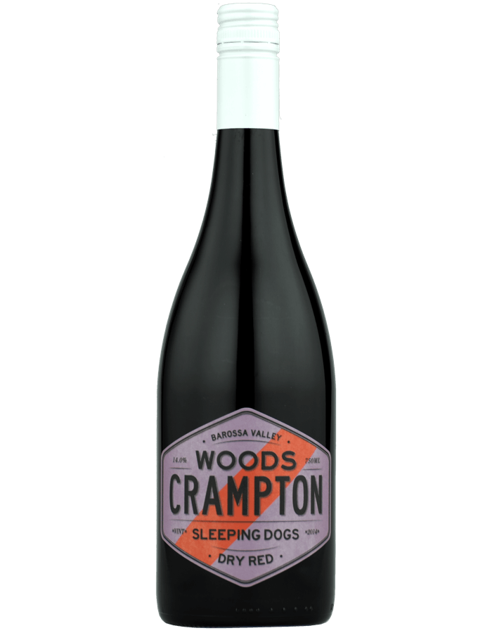 2015 Woods Crampton Sleeping Dogs Dry Red