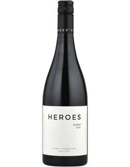 2016 Heroes Vineyard Shiraz