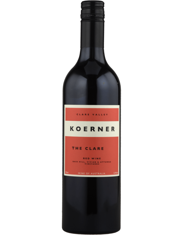 2017 Koerner The Clare Red Wine