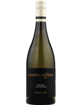 2015 Lightfoot & Sons Home Block Chardonnay