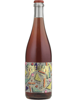2017 Brave New Wine Nat Daddy Petillant Naturel