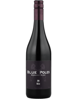 2016 Blue Poles Shiraz