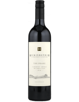 2014 Hickinbotham The Peake Cabernet Sauvignon Shiraz