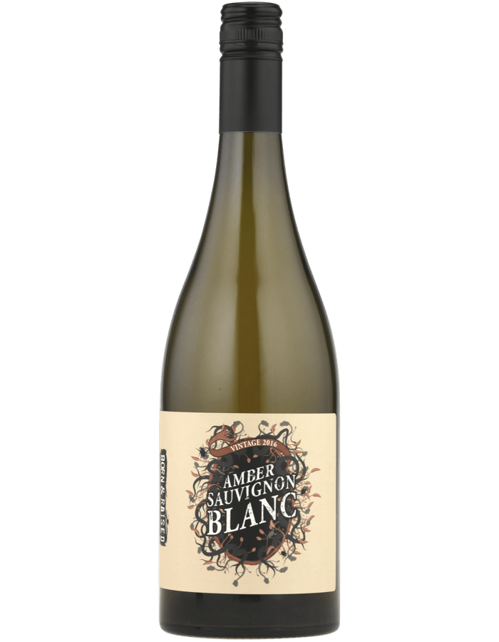2016 Born & Raised Amber Sauvignon Blanc