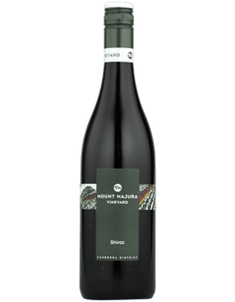 2015 Mount Majura Shiraz