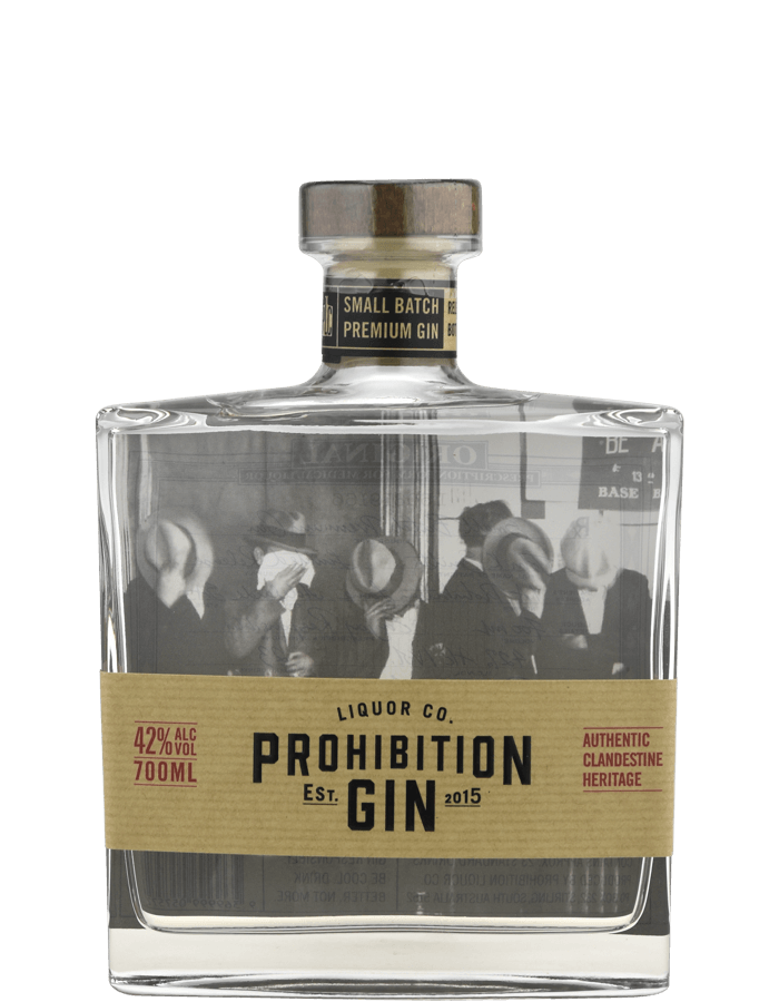 Prohibition Liquor Co. Gin