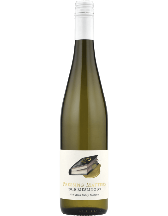 2015 Pressing Matters R9 Riesling
