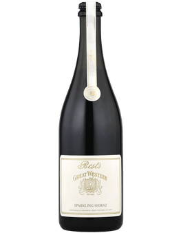 2015 Best's Great Western Sparkling Shiraz