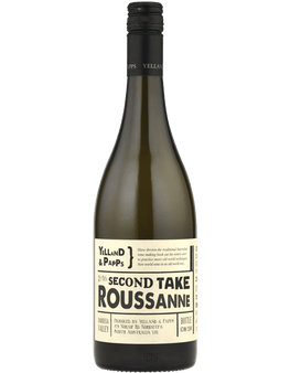 2016 Yelland & Papps Second Take Roussanne