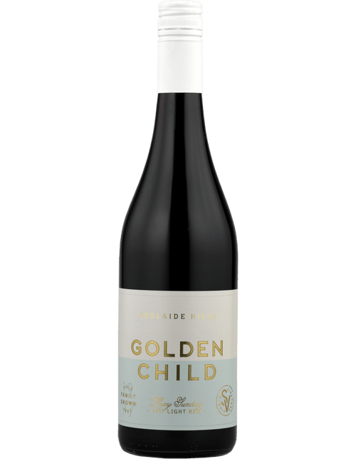 2017 Golden Child Lazy Sunday Light Red