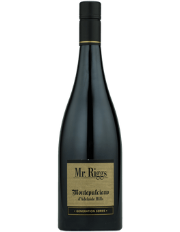 2016 Mr. Riggs Montepulciano d'Adelaide Hills