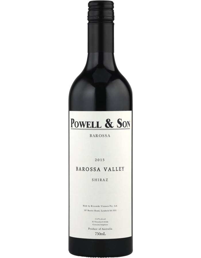 2015 Powell & Son Barossa Valley Shiraz