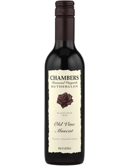 NV Chambers Old Vine Muscat 375ml