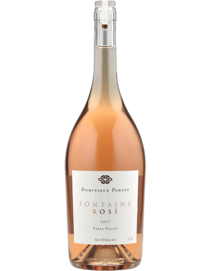 2017 Dominique Portet Fontaine Rosé 1.5L