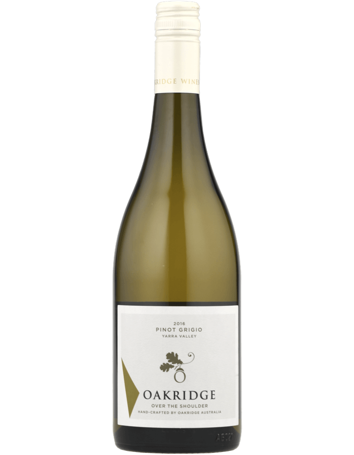2016 Oakridge Over the Shoulder Pinot Grigio
