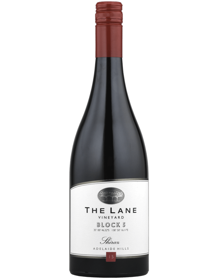 2015 The Lane Block 5 Shiraz