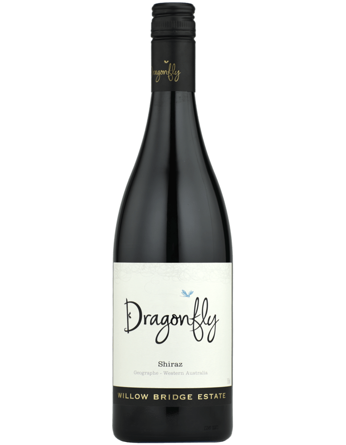 2016 Willow Bridge Dragonfly Shiraz