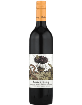2014 Snake & Herring Dirty Boots Cabernet Sauvignon