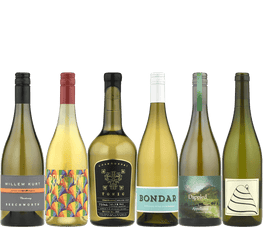 Stunning Chardonnay Arrivals Mixed Six Pack