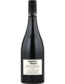 2015 Journey Wines Small Batch Pinot Noir