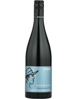 2015 Sons of Eden Pumpa Cabernet Shiraz