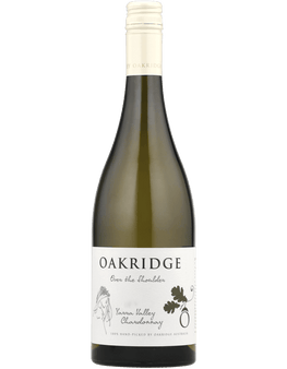 2016 Oakridge Over the Shoulder Chardonnay