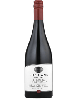 2015 The Lane Block 14 Basket Press Shiraz