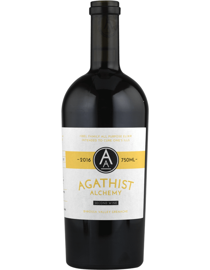 2016 Agathist Alchemy Second Wine Grenache