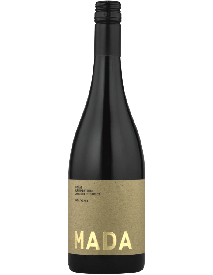 2016 Mada Wines Shiraz