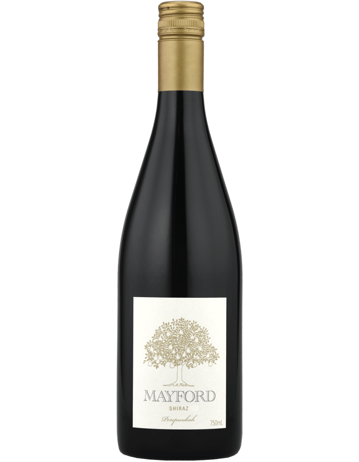 2015 Mayford Shiraz