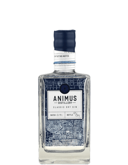 Animus Distillery Classic Dry Gin