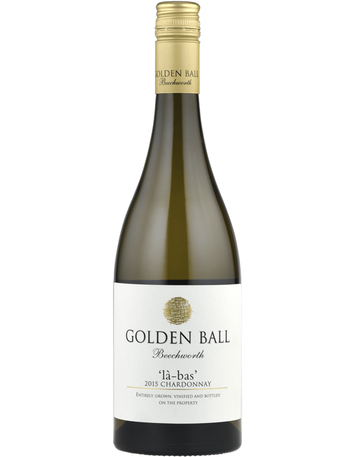 2015 Golden Ball 'la bas' Chardonnay