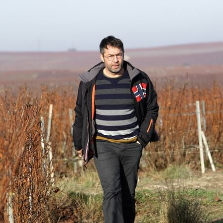 Winemaker Pascal Agrapart