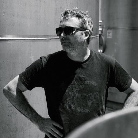 Winemaker Dave Mackintosh