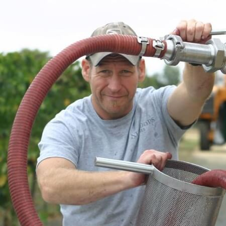 Winemaker Troy Walsh
