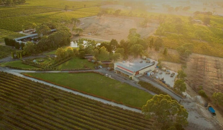 The Balnaves Estate in beautiful Coonawarra