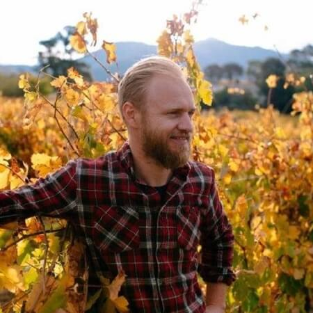 Winemaker Ben Haines