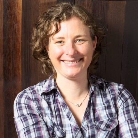 Winemaker Jo Marsh