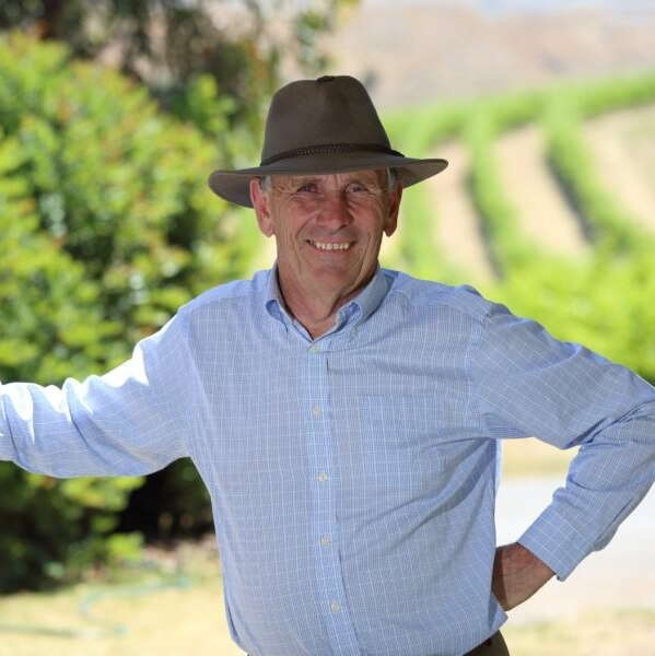 Visionary vigneron, Mark Lloyd
