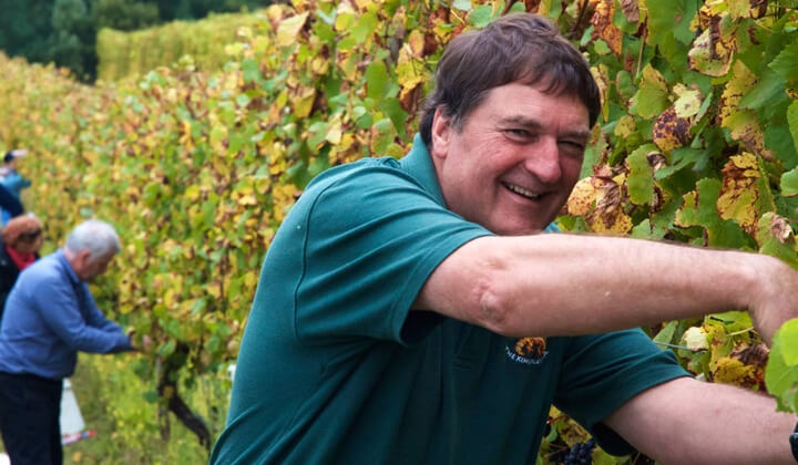 Eldridge owner and vigneron David Lloyd
